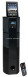 Акустическая система для iPod, iPhone и iPad Pyle 2.1 Channel Home Theater Tower, цвет Black Glossy (PHST96IPGL)