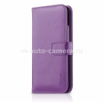 Чехол для iPhone 6 Itskins Wallet Book, цвет Purpure (APH6-BOOKC-PRPL)