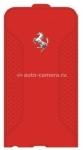 Кожаный чехол для iPhone 6 Plus Ferrari F12 Flip Case, цвет Red (FEF12FLP6LRE)