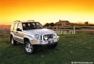 Передний силовой бампер ARB для Jeep Cherokee Liberty до 2005 г